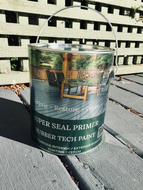 Rubber Paint Green Tech Rubber Paving Green Tech